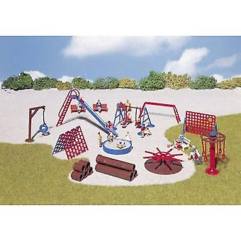 Faller 180576 H0 Playground Equipment Assembled