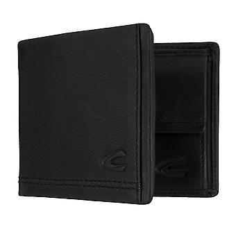 Camel active mens wallet wallet purse with RFID-chip protection black 7294
