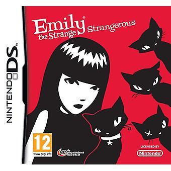 Emily The Strange Strangerous (Nintendo DSDSi) - Fabrik versiegelt