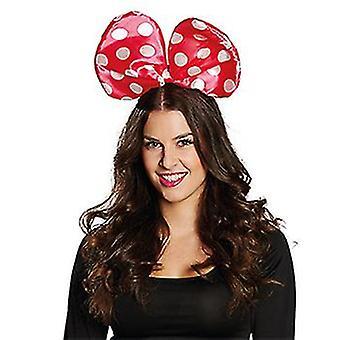 MacIE hoofdband met LED accessoires carnaval Halloween muis