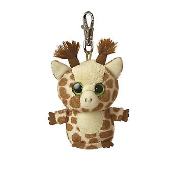 Topsee YooHoo Plush Giraffe Clip On by Aurora - 29062