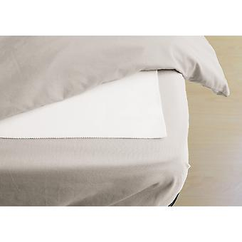 Carewell Living Tencel Fitted Sheet, Impermeável e Respirável, Anti Bacteriano e Allergen Proof