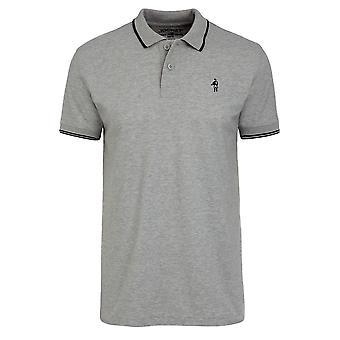 Jockey USA originale Polo-Shirt - grau