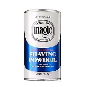 Magic Shaving Powder Regular Strength, Blue 142g
