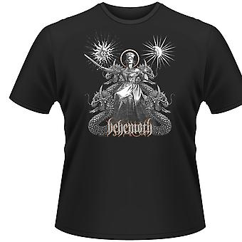 Behemoth Evangelion футболку