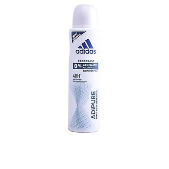 Adidas kvinna Adipure 0% Deo Spray 150 Ml för kvinnor
