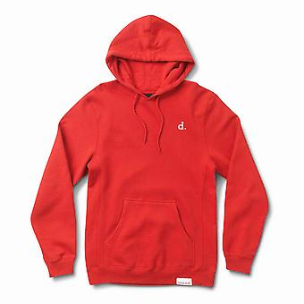 Diamant d'alimentation Mini Co Polo Un Pullover Hoodie rouge