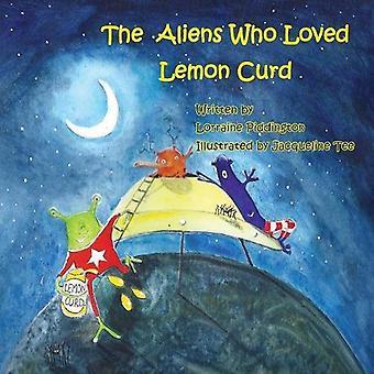 De vreemdelingen die hield van Lemon Curd door Lorraine Piddington - 978178623810