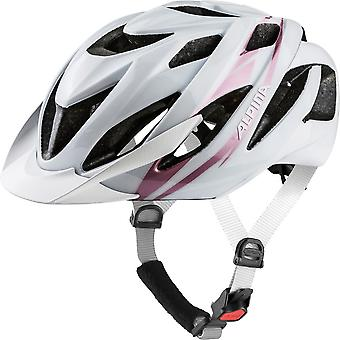 Alpina Lavarda bike helmet / / white/rose