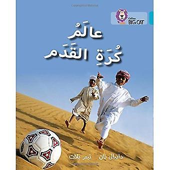 Collins stora katt arabiska - fotbollsvärlden: nivå 7