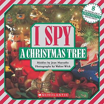 I Spy en julgran