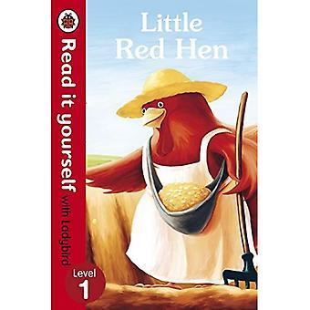 Rode hennetje - Lees het zelf met lieveheersbeestje: niveau 1
