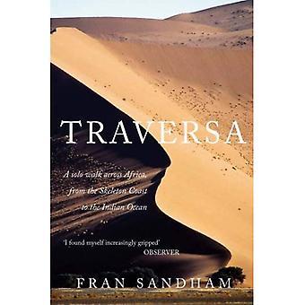 Traversa: Yksin kävellä koko Afrikan rannikolta luuranko Intian valtameren