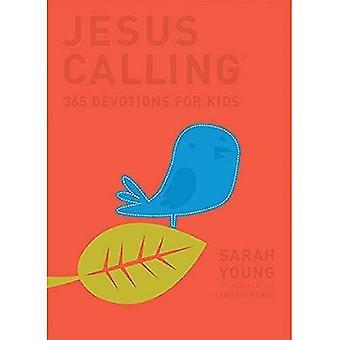 La chiamata di Gesù: 365 devozioni per bambini: edizione Deluxe