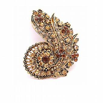 Hollywood Glamour Just For You Celebrity Inspiré Broche Vintage