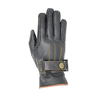 Hy5 Adults Thinsulate Leather Winter Riding Gloves