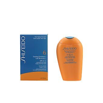 Shiseido garvning Emulsion Spf6 150 Ml Unisex