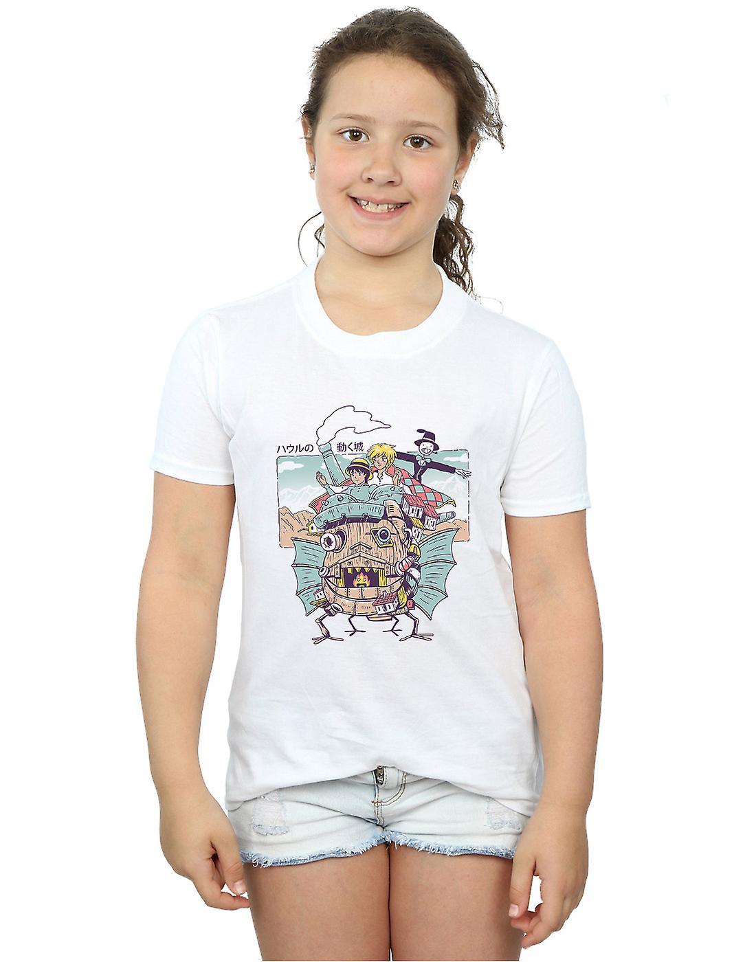 Vincent Trinidad Girls Shonen Magic T-Shirt