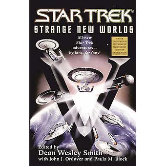 Star Trek Strange New Worlds V by Smith & Dean Wesley