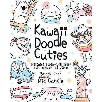 Kawaii Doodle Cuties - Sketching Super-Cute Stuff from around the Worl