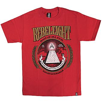 Rebel8 Route Of All Evil T-shirt Red