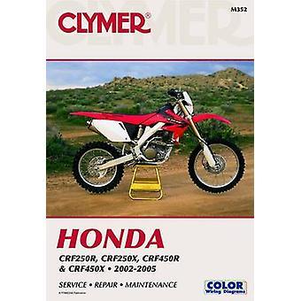 Honda CRF250R/X/450R by Ron Wright - Lee Buell - Steve Amos - Ron Wri