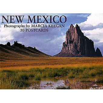New Mexico - 30 Postcards by Marica Keegan - 9781574160840 Book