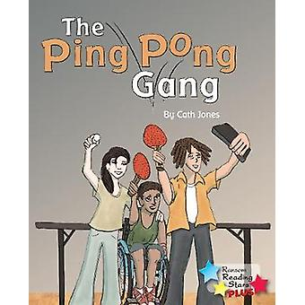De ping pong gang-9781785914935 boek