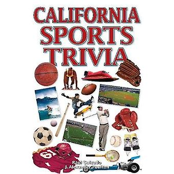 California Sports Trivia by Raul Guisado - 9781897277614 Book