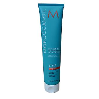 Moroccanoil styling gel Strong alle haar types 6 OZ