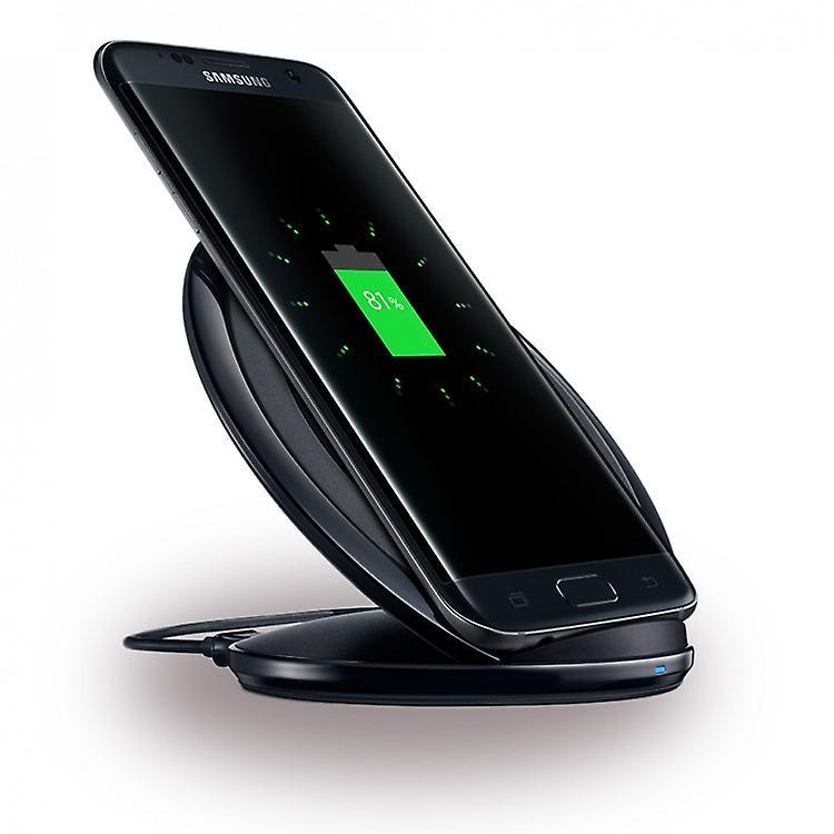 Samsung Bulk EP-NG930BBEG Inductive Qi Quick Charging Station Black Galaxy S7, S6, Edge, Note 5