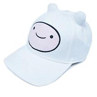 Baseball Cap-Adventure time-ny Finn SnapBack hat legetøj licenseret 80149adv