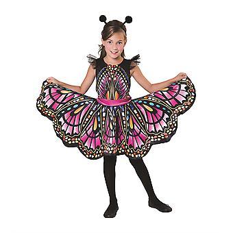 Fjäril (klänning/pannsmycke) (M)