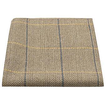 Luxury Light Oak jodełkę wyboru placu kieszeni, chusteczka, Tweed