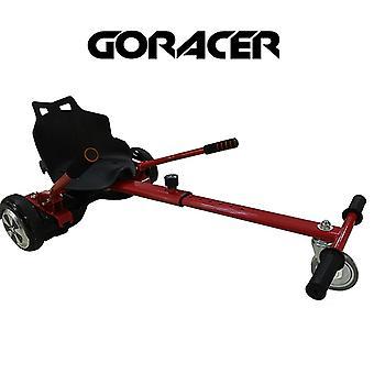 GoRacer HoverKart Daytona Red
