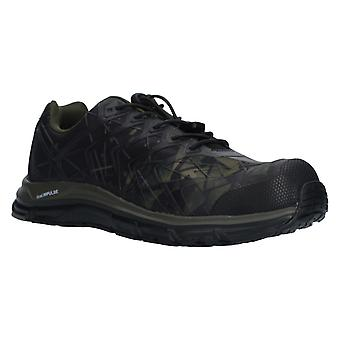 Albatros Mens Energy Impulse Olive Low Safety Trainer
