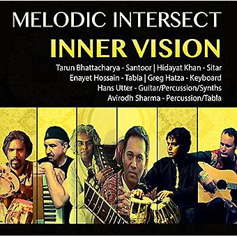 Melodic Intersect - Inner Vision [CD] USA import