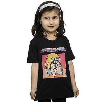 Funtimes Girls Hehehe Man T-Shirt