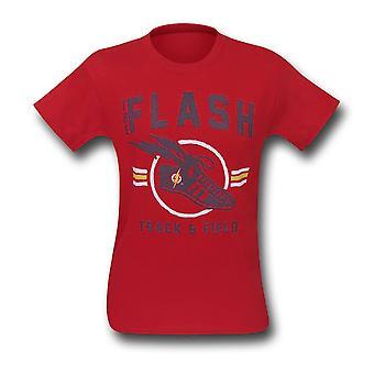 Flash Track & Field Day Mężczyźni's T-Shirt