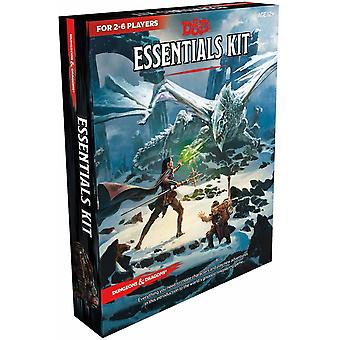 Dungeons & Dragons Essentials Kit Role Playing game