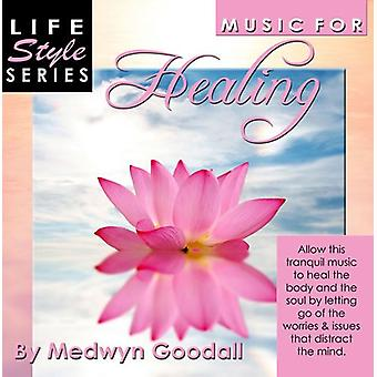 Music for Healing CD