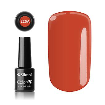Gel Polish-Color IT-* 220A 8g UV gel/LED