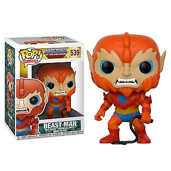 Masters of the Universe Beast Man Pop! Vinyl