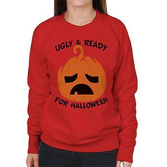 Ugly And Ready For Halloween Women's Sweatshirt