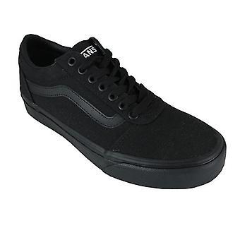 Vans chaussures Skate Vans Ward toile Full Black 0000086646_0