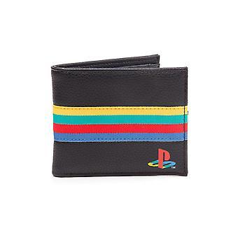 Sony Playstation Webbing Bi-Fold Wallet Coin Pouch Male (MW448201SNY)