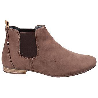 Divaz Womens/Ladies Pisa Slip On Ankle Boots