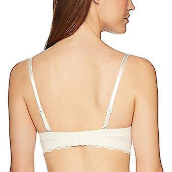 Calvin Klein kvinnor ' s förföriska komfort lyft Axelbandslös multiway, elfenben, storlek 32c