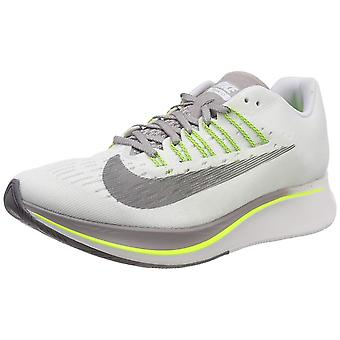 Nike Donna's zoom Fly Running Scarpa 10 Bianco