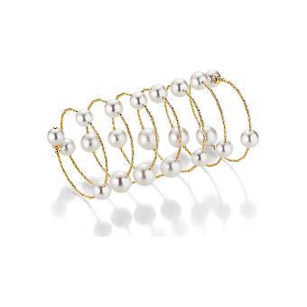 Yana Nesper - Bracelet - Ladies - WRAPme maxi South Sea Saded Bracelet SD94 ca.100cm